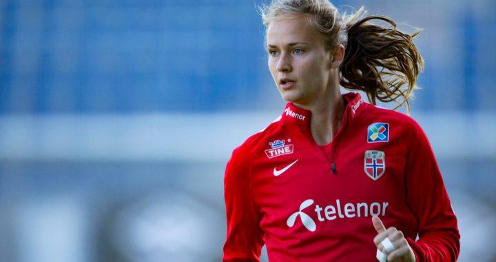 Caroline Graham Hansen - bekrefter Barcelona
