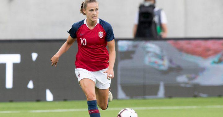 Caroline Graham Hansen - forhandlinger med Barcelona